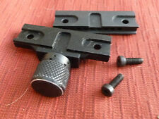 Complete Aimpoint QRP2 CompM4 CompM4s Picatinny Rail Mount w/Spacer and screws
