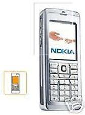 Martin Fields LCD Screen Protector Shield for Nokia E60