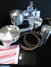 YAMAHA YZ80 1993-2001 Wiseco forgé KIT PISTON 48MM 1mm OVERSIZE 646mo4800