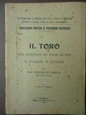 Zootecnia Toro Bovini Latte Cremona De Carolis 1907 Caseificio Formaggio