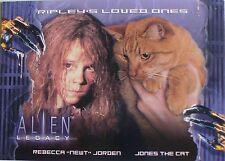 CARTES - CARDS DE COLLECTION SERIE CINEMA FILM ALIEN NUMERO 86