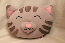 """The Big Bang Theory (tv show) 17"""" Kitty Cat Shape Pillow Plush Toy Doll"""