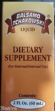 BALSAMO TCHAKOWSKI LIQUID DIETARY SUPPLEMENT 2 FL