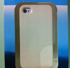 Belkin Grip Vue TPU Gel case for iPhone 4 4s White