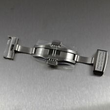 18 mm solid stainless steel TOURBY deployant buckle