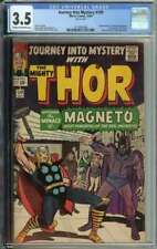 Journey Into Mystery #109 CGC 3.5 Magneto Scarlet Witch