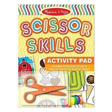 Scissor Skills Activity Pad SC Scissor Skills Activity Pad SC by Melissa & Doug