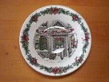 """Royal Stafford England CHRISTMAS HOME 10 3/8"""" Round Vegetable Bowl 1 ea"""