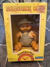 RARE VINTAGE 1981 PLAYMATES SUNSHINE KIDS 6 INCH POSABLE DOLL NRFB