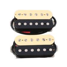 10set Electric Guitar Humbucker Pickup Alnico 5 Magnet Double Coil Neck & Bridge