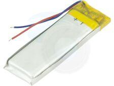 501646 501645 3.7V 300mAh 46*16*5mm 3.7V Lithium Polymer Battery Pack