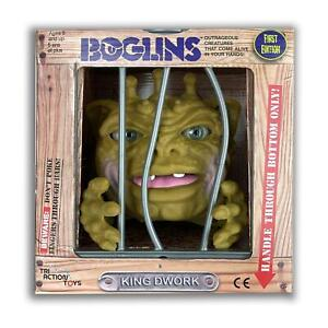 Boglins 8-Inch Foam Monster Puppet | King Dwork
