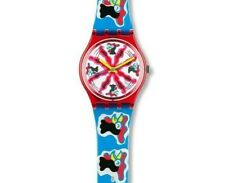 Collectable Swatch Watch; BRAND NEW, Roosters, Chiccirichi GR112