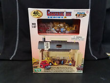 Smart Toys HO 1/87 Scale Play Construction 40 Piece Playset #20445 - Vintage!