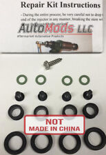 Fuel Injector rebuild kit for Honda Acura Civic 1.5 1.6 1.8 2.3 O-Ring Filter