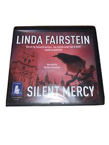 Linda Fairstein - Silent Mercy - unabridged audiobook- 9 CDs