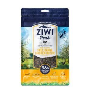 Ziwi Peak Air Dried Cat Food 400g Pouch - Free Range New Zealand Chicken