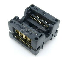 SOP28 SO28 SOIC28 Enplas OTS-28-1.27-23 IC Test Burn-in Socket Free Shipping