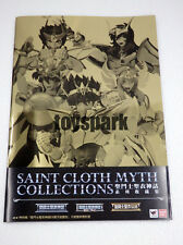 BANDAI SAINT SEIYA CLOTH MYTH COLLECTIONS BOOK Mythology ex pegasus sagittarius