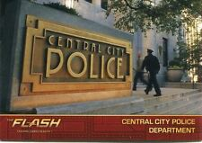 The Flash Season 1 Locations Chase Card L3 Central City Police Department