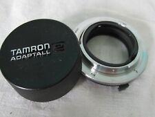 Tamron Adaptall 2 for Pentax K-Mount with Cap