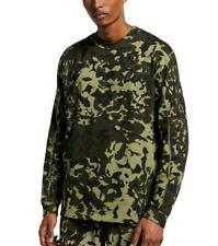 Nike x Matthew Williams Mmw Aop Long Sleeve Camo Shirt Size X-Small Ar5613-331