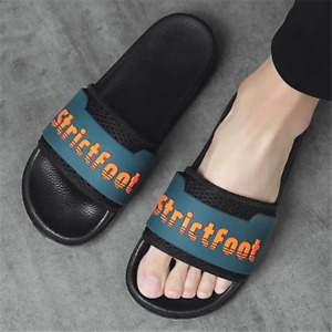 Men Daily Soft Anti-Slip Slippers Flat Casual Summer Outdoor Slides Shower Shoes