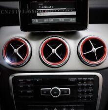 Stikers Bocchette Aria Condizionata Mercedes Rosse Classe A B Cla Amg Tuning