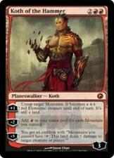 Koth of the Hammer NM MTG Scars of Mirrodin