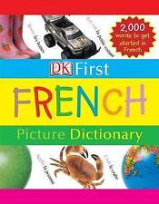 Hardback Dictionaries in French for Children
