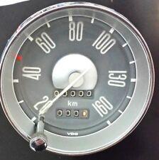 VW Typ 3 1600 L LE Tacho mit Tageskilometerzähler