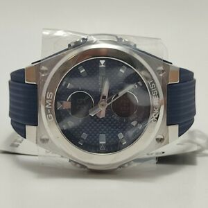 Casio Baby-G: G-MS Lineup, Blue Resin Band Watch Model: MSGC100-2A