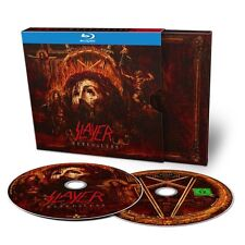 SLAYER - REPENTLESS  CD + BLU-RAY LIMITED EDITION SLIPCASE DIGIPACK NEUF