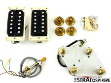 USA Gibson Slash Les Paul Standard, Custom Burstbucker Alnico PICKUPS POTS KNOBS