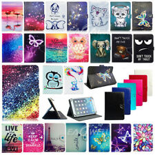 "For Samsung Galaxy Tab A 7"" 8"" 9.7"" 10.1"" 10.5"" Tablet Universal Flip Case Cover"
