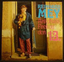 LP Reinhard Mey - Ankomme Friday the 13 NM