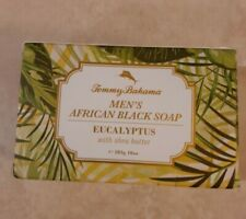 Tommy Bahama Men's African Black Soap Eucalyptus with Shea Butter 283g 10oz