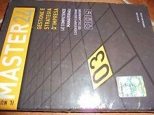 IL NUOVO MASTER 24 CD ROM+BOOK N°3 GESTIONE E STRATEGIA D'IMPRESA IL SOLE 24 ORE