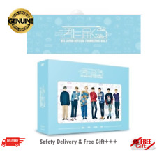 BTS NEW Bangtan Boys OFFICIAL JAPAN FANMEETING VOL.3 DVD ++ with PhotoCard
