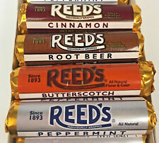 Reed's PICK YOUR OWN MIX Peppermint Cinnamon Butterscotch Root Beer SHIPS FREE