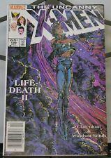 The Uncanny X-MEN #198 Marvel Comics Group 198 OCT