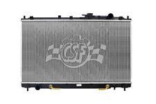 Radiator-1 Row Plastic Tank Aluminum Core CSF fits 97-04 Mitsubishi Diamante