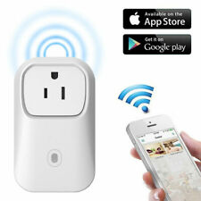 Wi-Fi Smart Switch Timer IOS/Android APP Remote Control Lamp Light Socket