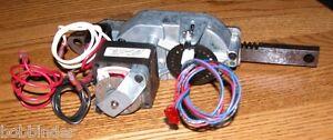 HealthRider Soft Strider Elevation Incline Motor, Optic Switch, Optic Disc