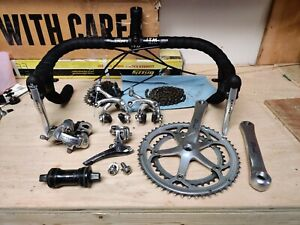 Campagnolo Veloce Groupset 9 speed COMPLETE gruppo ITM europa 2 brakeset shifter