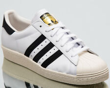 adidas Originals Superstar 80s Men Sneakers New White Black Shoes G61070