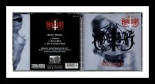 MARDUK OBEDIENCE 1999 BLOODDAWN **SILVER PRINT** LORD BELIAL IMMORTAL SETHERIAL