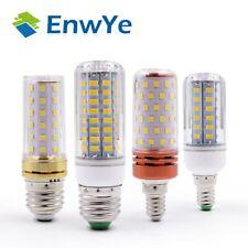 E27 E14 LED Corn Lamp 2W 4W 6W 9W 12W Bulbs Bulb Warm Cool Light Home 200V 240V