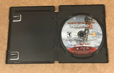 Uncharted 2 Among Thieves Playstation 3 PS3 Video Game Disc Only Free Shipping