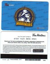 Tim Gift Card 2014 Yarmouth Mariners